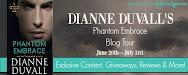 Phantom Embrace Tour & Giveaway