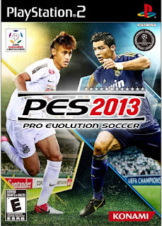 Download Pro Evolution Soccer 2013   PS2   PTBR