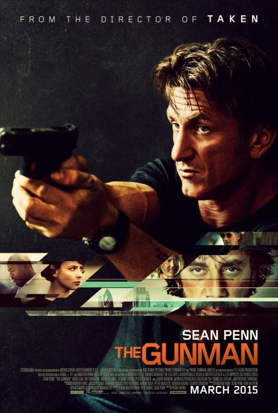 The Gunman (2015) กันแมน คนเหมี้ยมคืนสังเวียนฆ่า