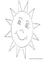 Gambar Bertema Alam Matahari