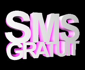 Envoi des  sms gratuits