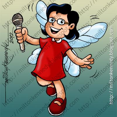 Menina voadora, Anne Lieri