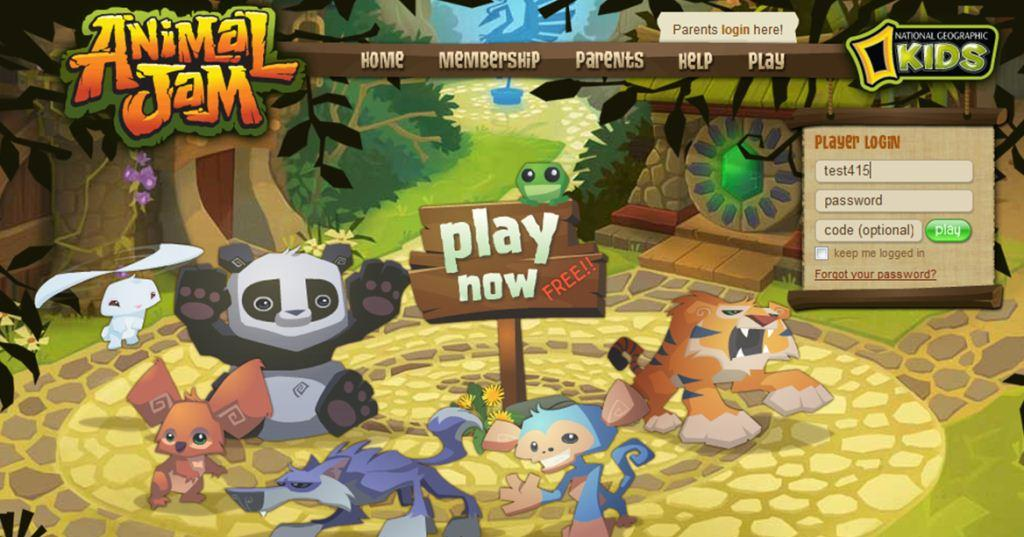 Free online animal games for kids to play