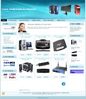 template toko komputer blogger