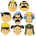 Vetores e Imagens Grátis dos Personagens do Chaves