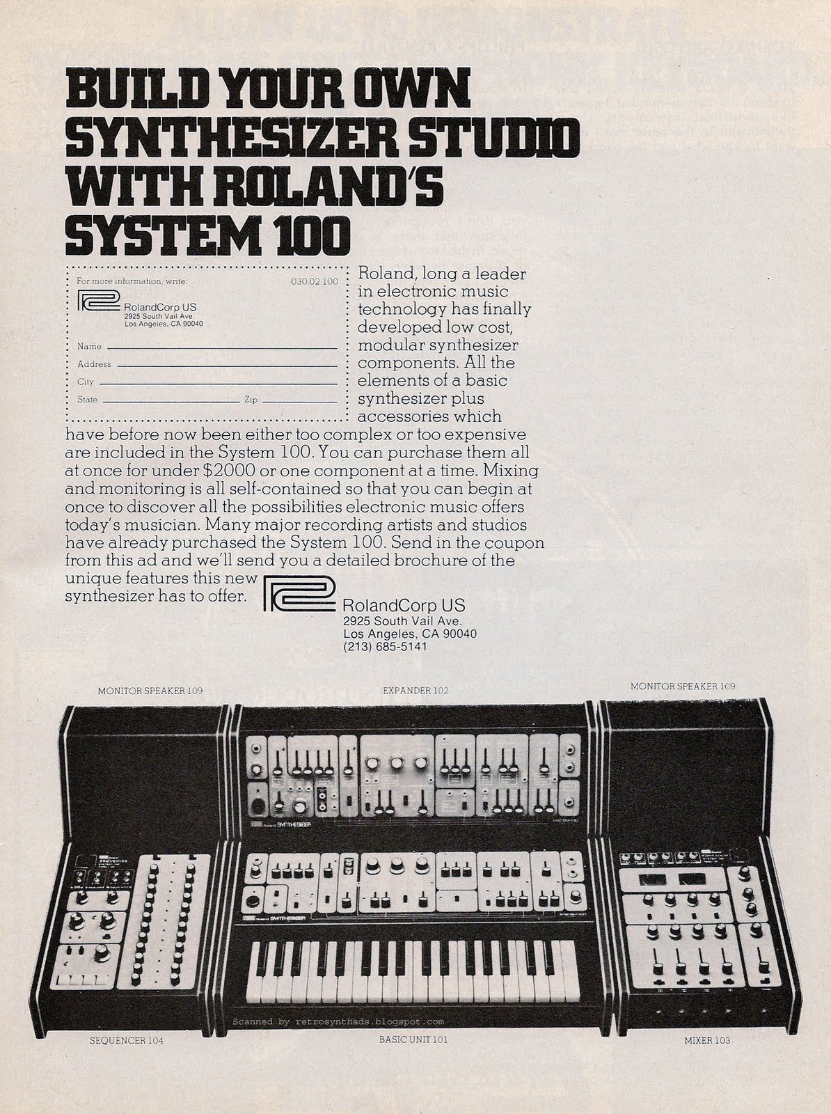 http://retrosynthads.blogspot.ca/2009/10/roland-system-100-contemporary-keyboard.html