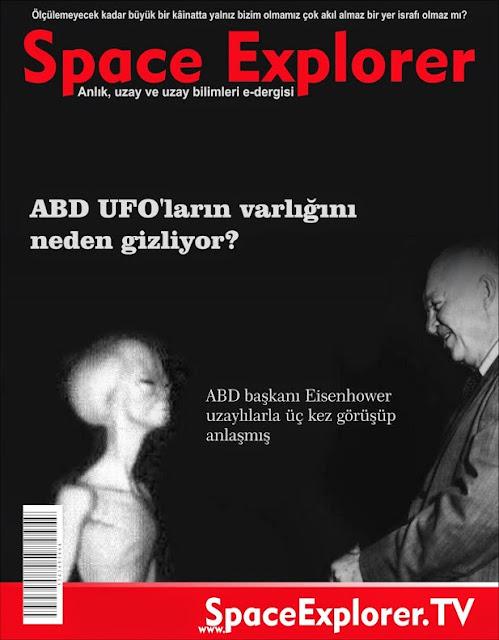 abd, Dwight D. Eisenhower, Evrende yalnız mıyız?, fbi, new mexico, telepati, ufo, Uzayda hayat var mı?, uzaylılar,