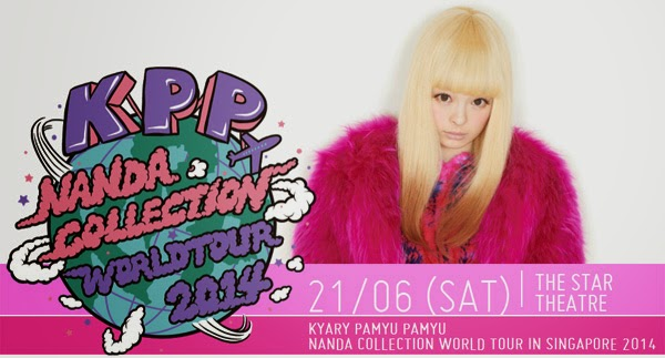 KPP Nanda Collection World Tour 2014