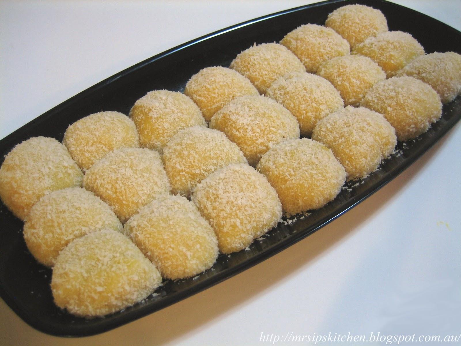 Mrs ips kitchen mango mochiglutinous rice ballssticky rice balls ccuart Images