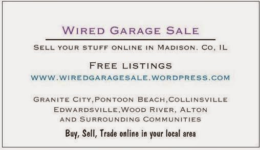 Madison County IL online garage sale