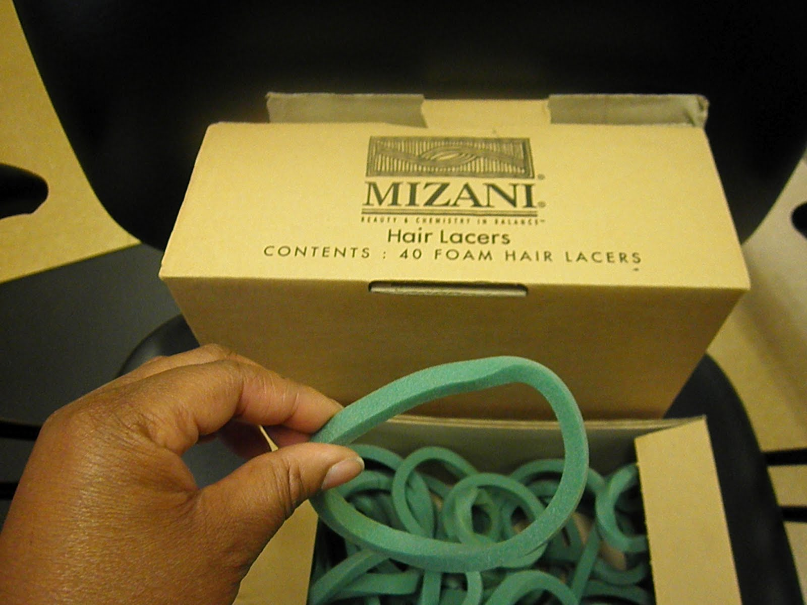 Phenomenalhaircare Tool Review Mizani Hair Lacers