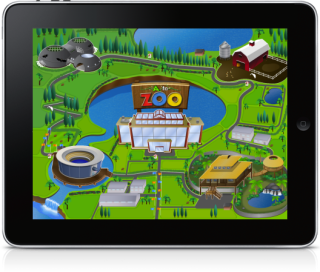 A to Zoo for iPad