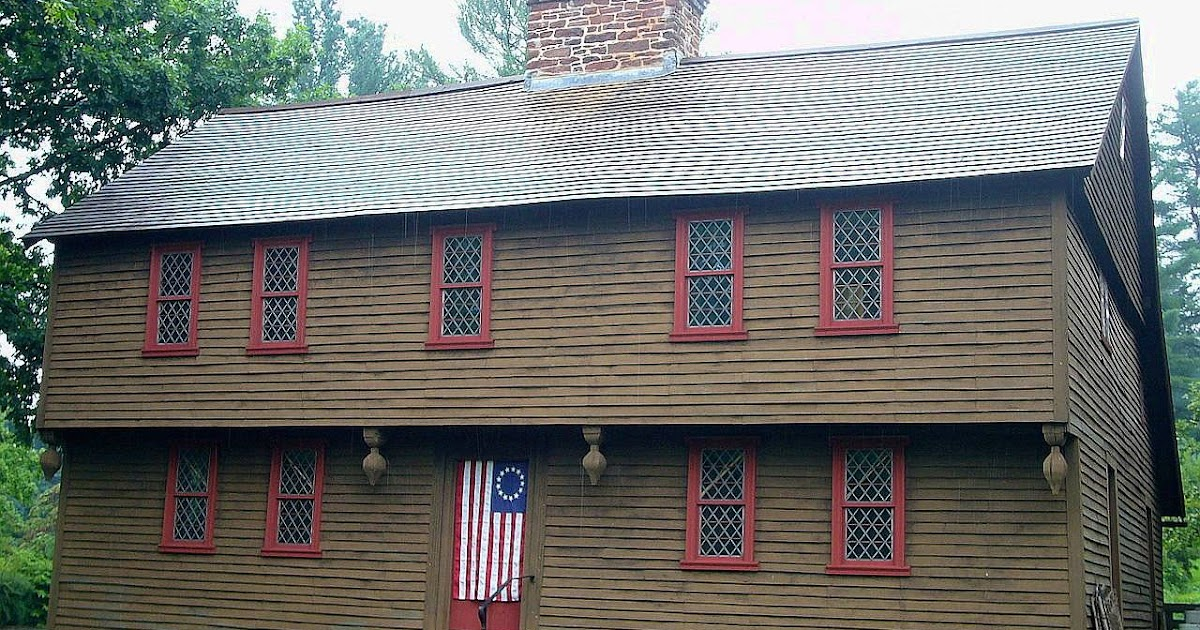 Purcell quality early american architectural styles for American building styles