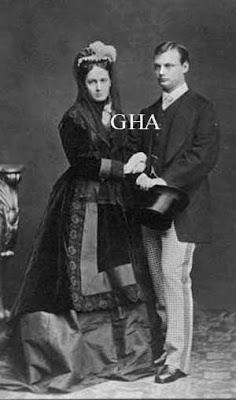 Ludwig III de Bavière et Maria Theresa d'Autriche-Este