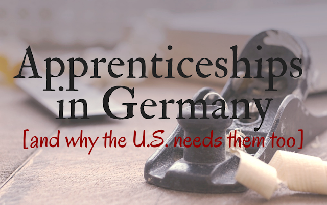 Apprenticeships in Germany
