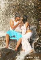 HariPriya Hot White Saree stills