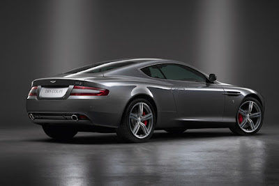 2010 Aston Martin DB9 coupe Gallery