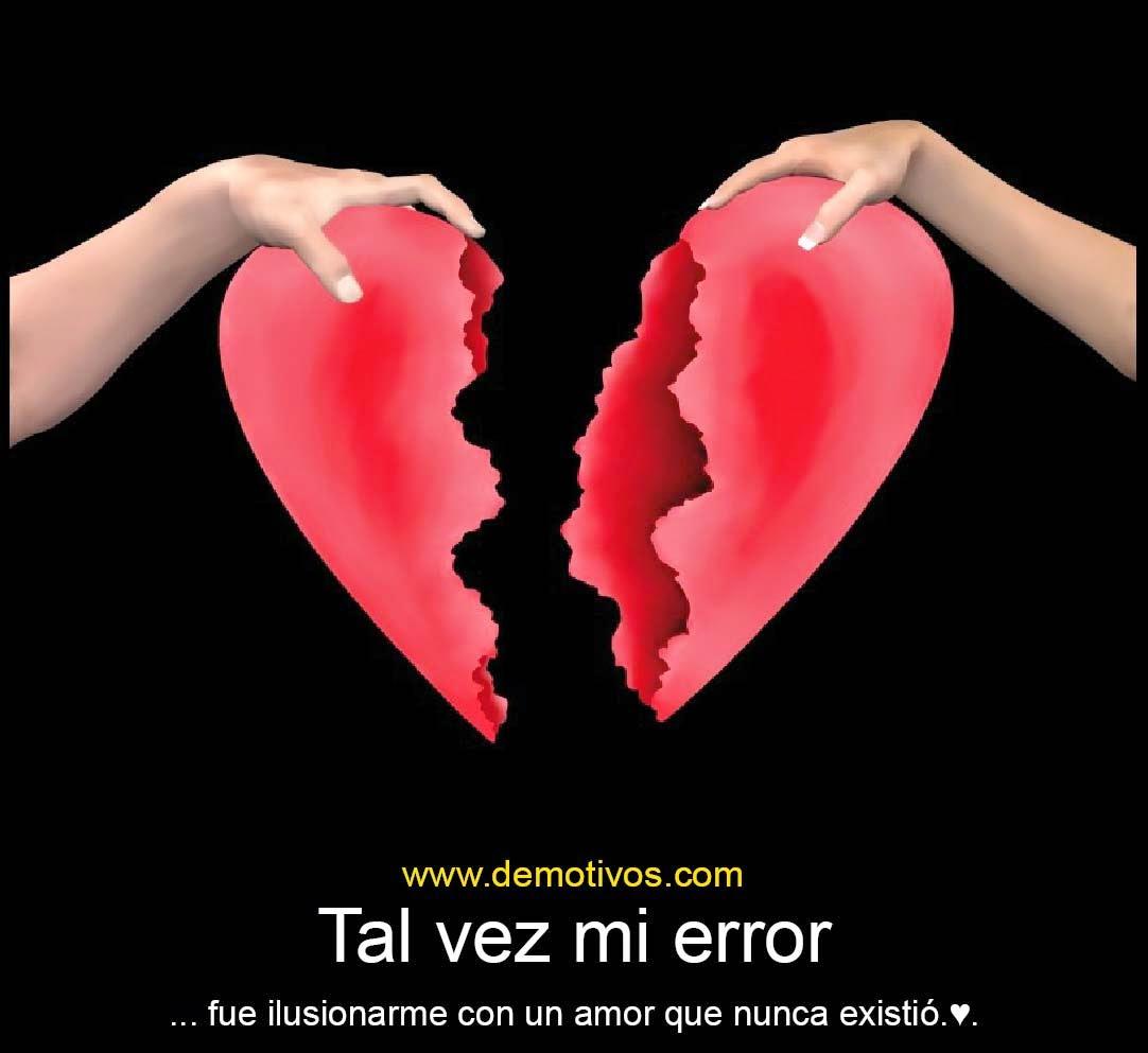 De Desilucion de Amor En Imagenes con frases de Decepcion