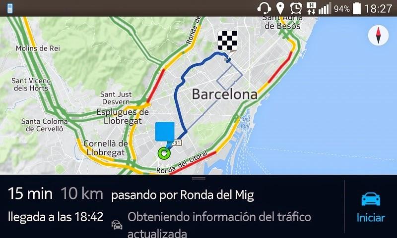 YoAndroideo.com: Here, los mapas de Nokia en nuestros Androides