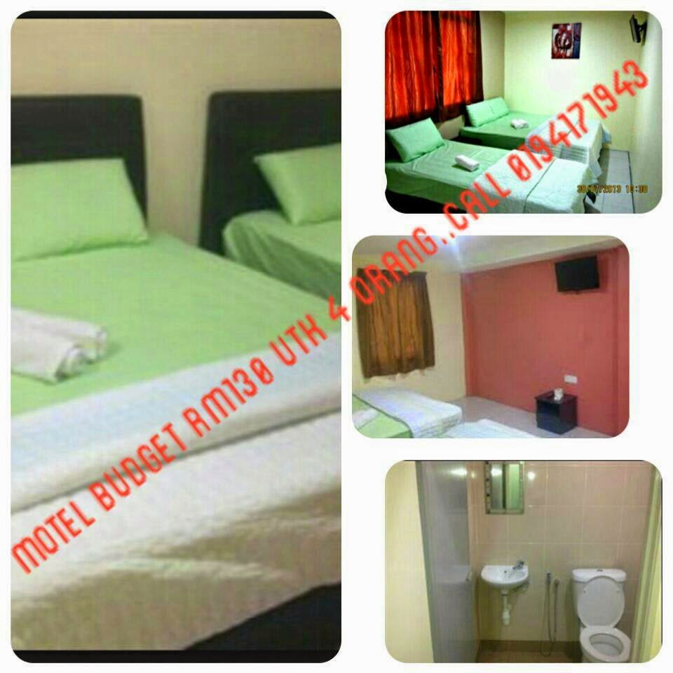 Homestay Langkawi motel budget utk disewa