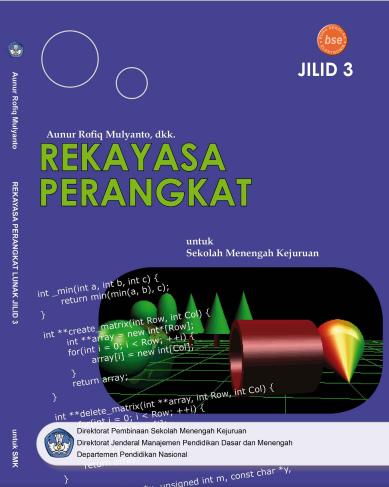 Rekayasa Perangkat Lunak Untuk Smk Jilid 3 Download