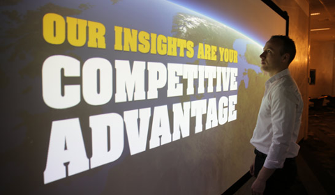 Our insights are your competitive advantage