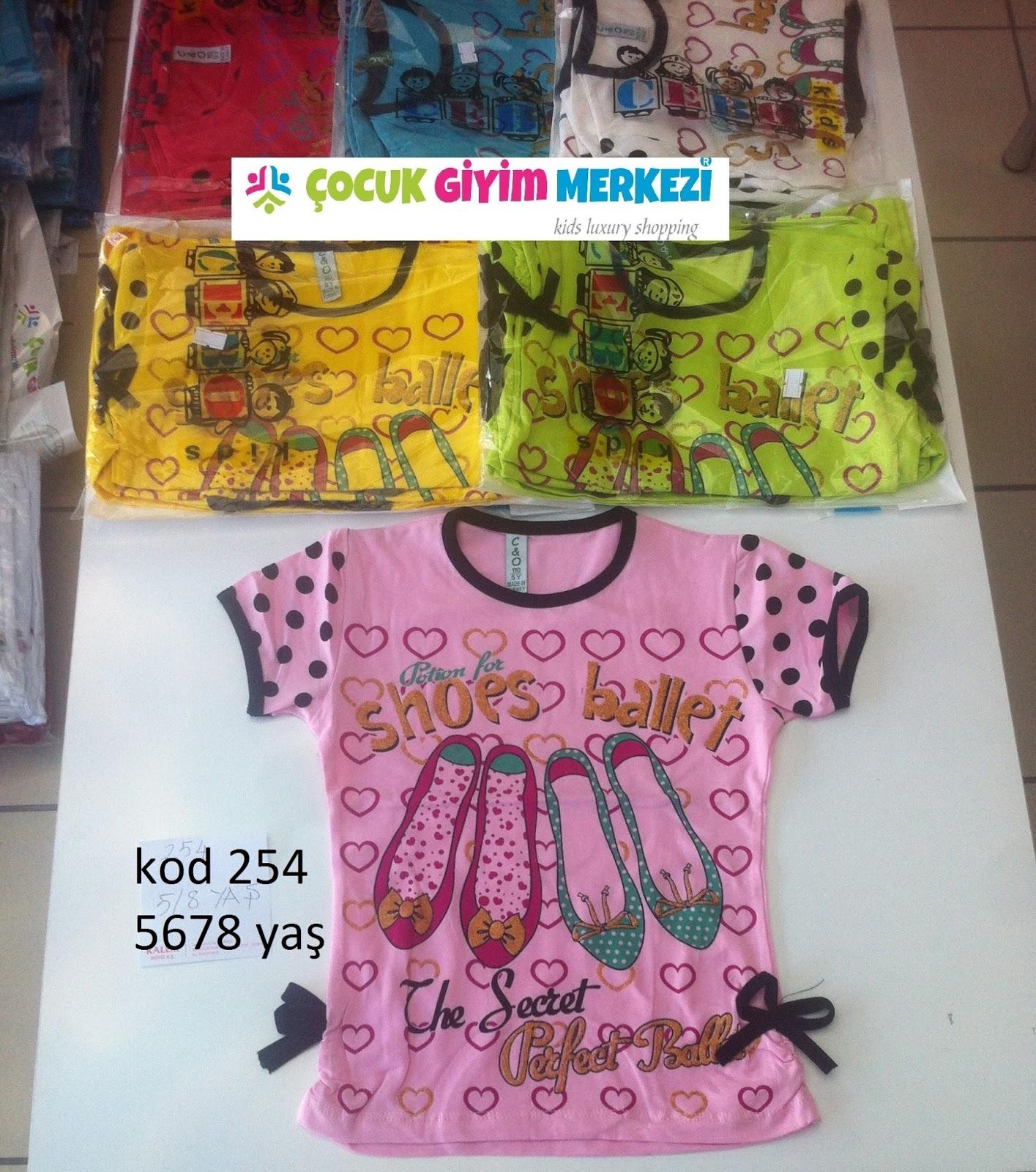 en ucuz çocuk tişörtleri