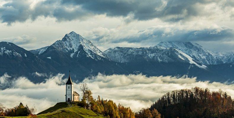 Συναρπαστικές εικόνες της Σλοβενίας