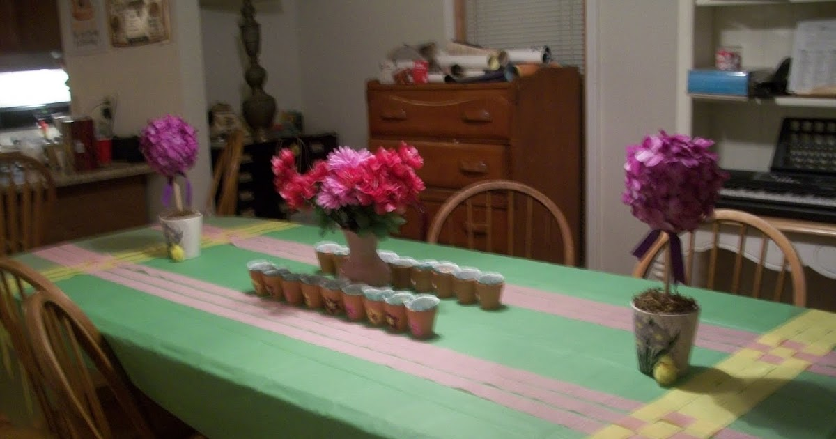 Pams party practical tips garden party - Practical tips to make money from gardening ...