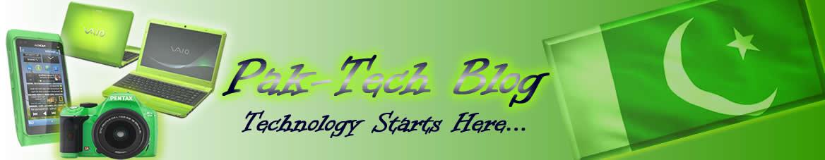 Pak-Tech Blog