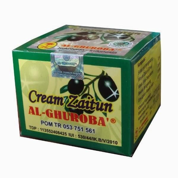 Cream Zaitun Al