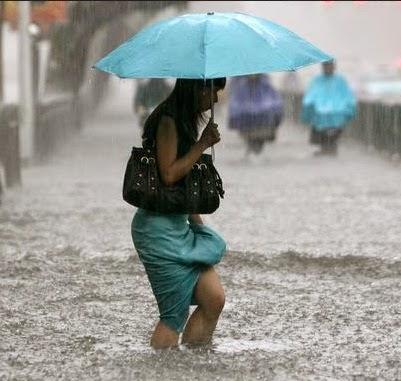 Ada beberapa Tips Untuk Tampil Cantik Walaupun Sedang Musim Hujan sebagai berikut.