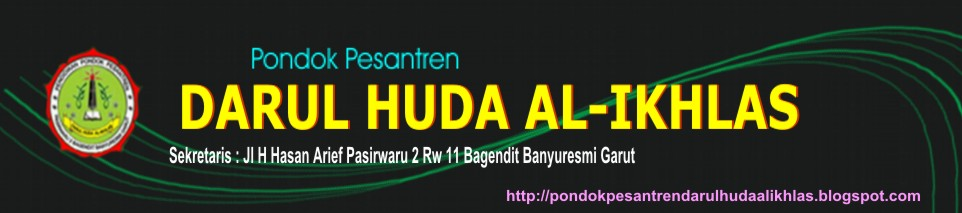 Pondok Pesantren Darul Huda Al-Ikhlas