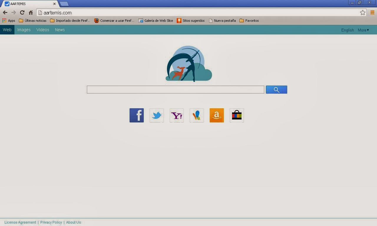 de Windows (Internet Explorer, Mozilla Firefox o Google Chrome