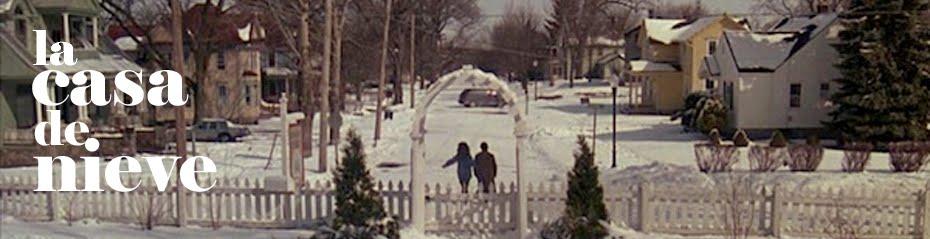 La casa de nieve