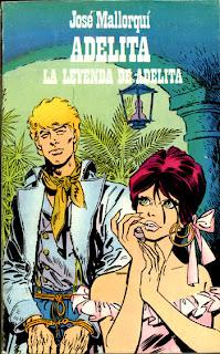 Adelita - La Leyenda de Adelita - Jose Mallorqui