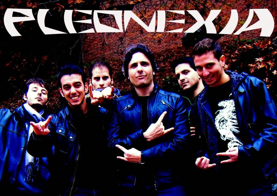pleonexia - band