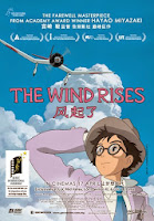 Wind Rises movie poster malaysia gsc