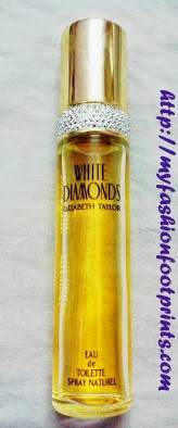 White Diamonds by Elizabeth Taylor EDT Spray