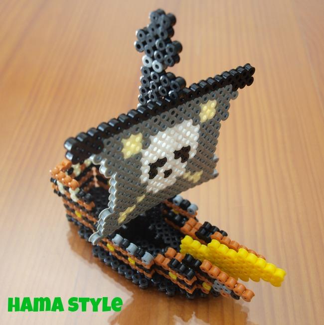 Marta Ruso Crochet Creativo: Barco pirata 3D