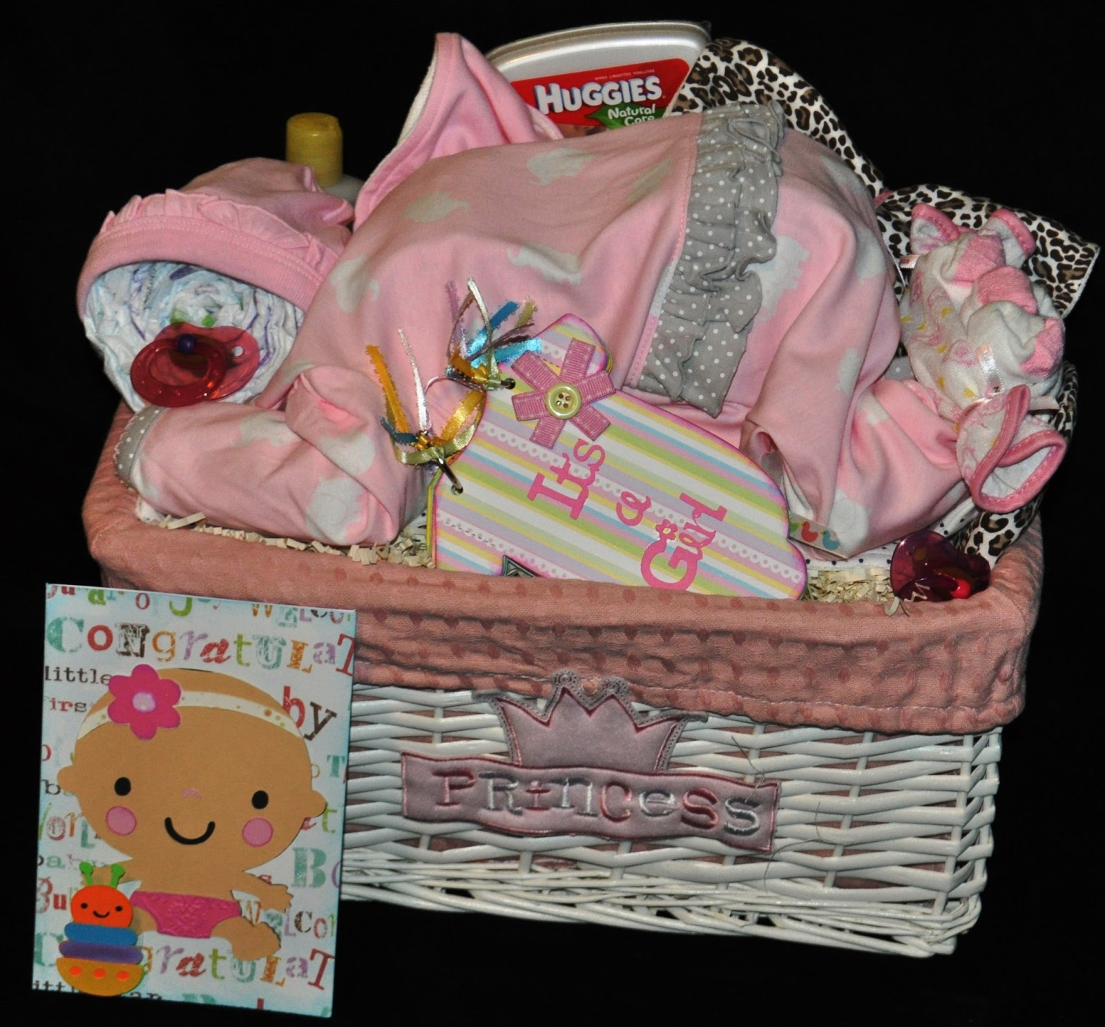 Baby Gift Basket Diapers : My little spot of sanity diaper baby gift basket