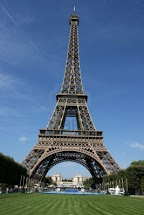 Pictures of the Ifle Tower in Paris France