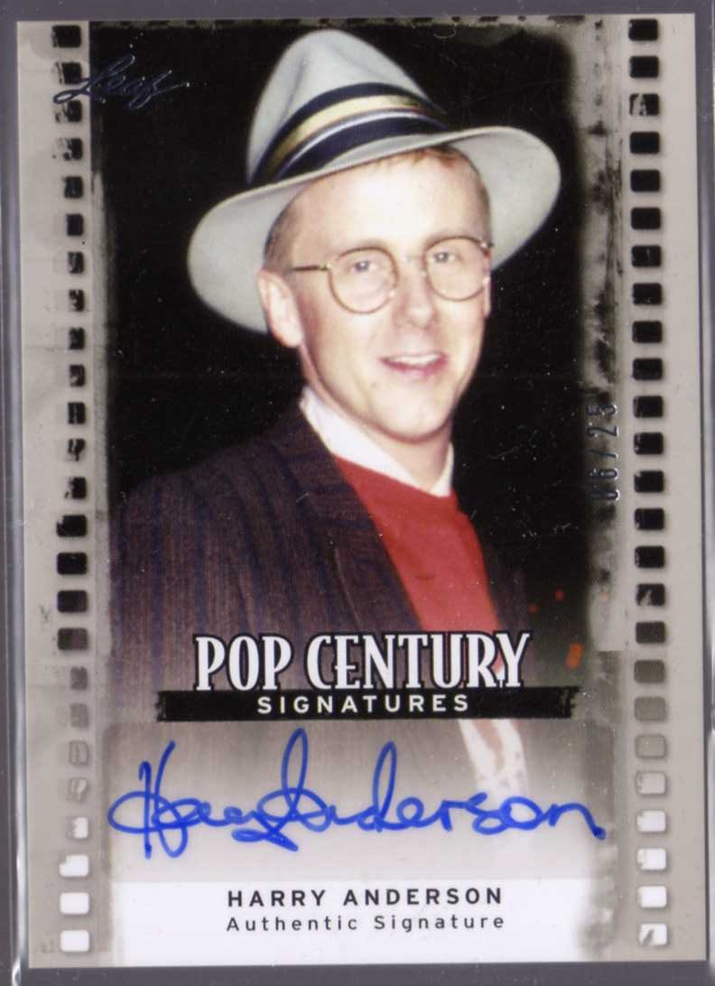 Harry Anderson - Images