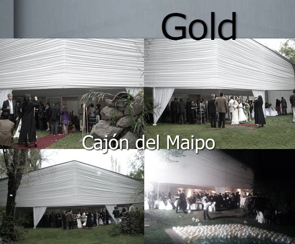 Arriendo de carpas y toldos central eventos group for Carpas ornamentales
