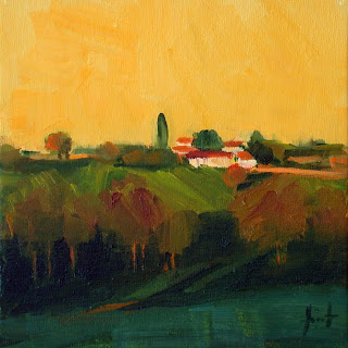 Golden Light by Liza Hirst