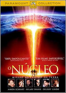 Download - O Núcleo - Missão ao Centro da Terra - DVDRip - AVI - Dublado