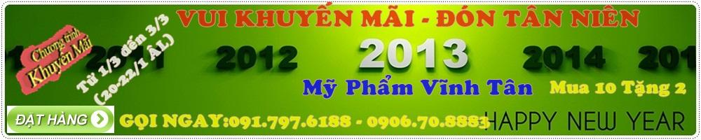 Mỹ Phẩm Vĩnh Tân -Chi Nhánh 129/1 Trần Văn Đang - Phường 11 - Quận 3