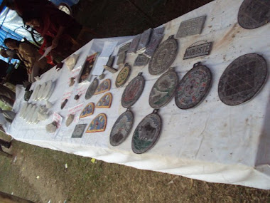 Different kinds of stone in Festival