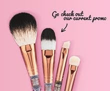 Don&#39;t have yet a beauty profile?<br>Make one and get free gifts