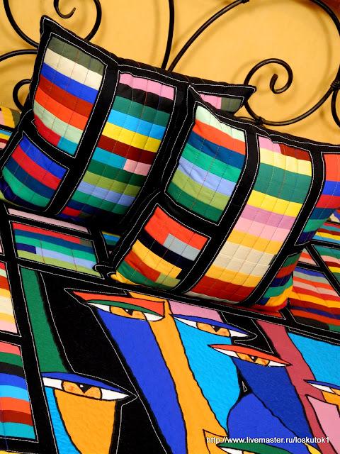 Пэчворк Квилтинг Лоскутное одеяло Лоскутное шитье Рукоделие пэчворк Плед в стиле пэчворк Покрывало в стиле пэчворк Рукоделие для дома пэчворк Лоскутная аппликация Пэчворк аппликация Арт-пэчворк плед